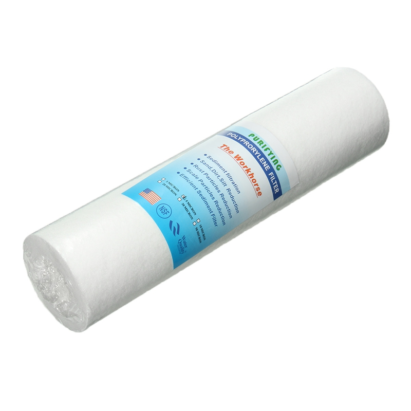 2PCS Water Filter 0.5 Micron Reverse Osmosis RO Replacement Sediment Water Filter Cartridges Water Purifier цена и фото
