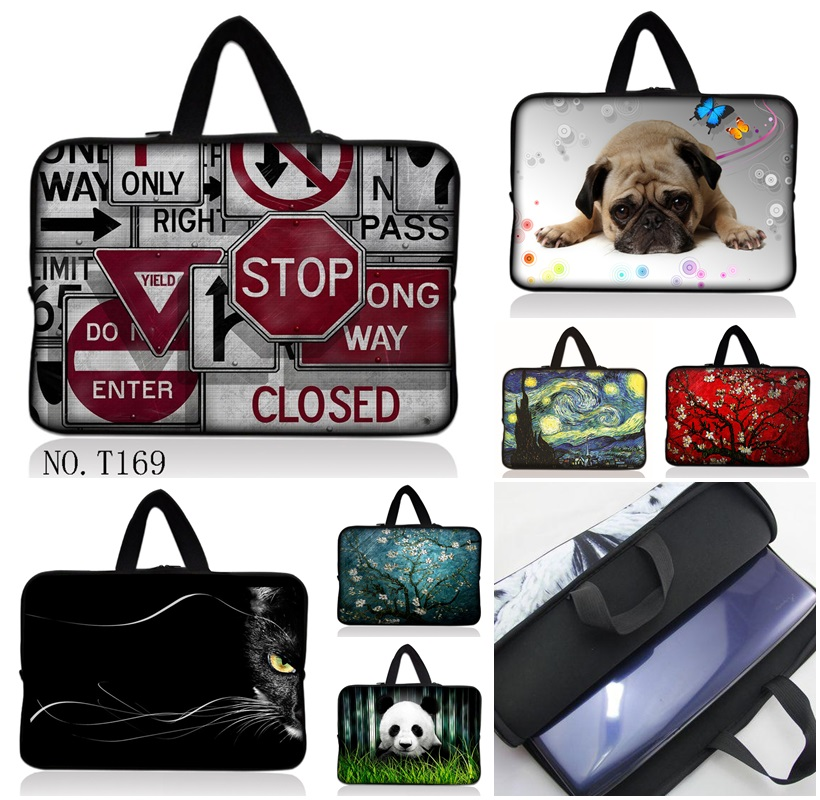 Mac Laptop Cover Case For Macbook Pro Air Retina 11 13 Ultrabook Notebook Sleeve bag Portable zipper bag laptop bag #39