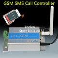 Inteligente gsm domótica interruptor de relé controlador sms llamada luz de control remoto motor de la bomba de agua del generador