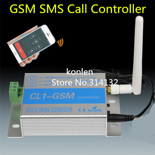 Home Automation Light Control: Smart Home Automation Gsm Switch Relay Controller Sms Call