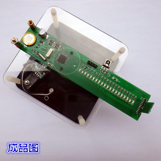 Diy Electronics Kits Make Learning Rotating Led Clock Kit Rotating