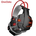 Led Gaming Headphones Vibration for PC PS4 Xbox one Gaming Headphones Vibration LED Game Headset For PC Video Game Headset USB