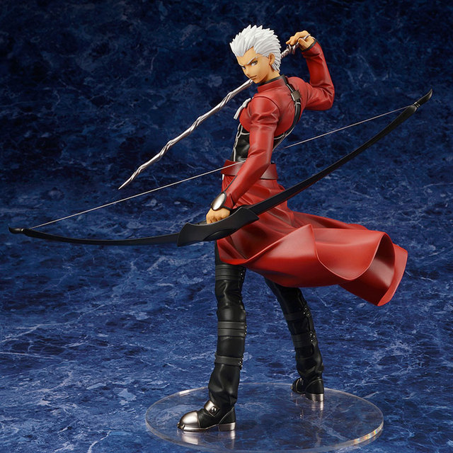Hot Sale Archer : Emiya Shirou Fate Stay Night Unlimited Blade Works With  Bow Sword Alter 25cm Action Figure -in Action & Toy Figures from Toys &