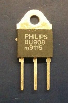 Электронные компоненты и материалы BU908 NPN
