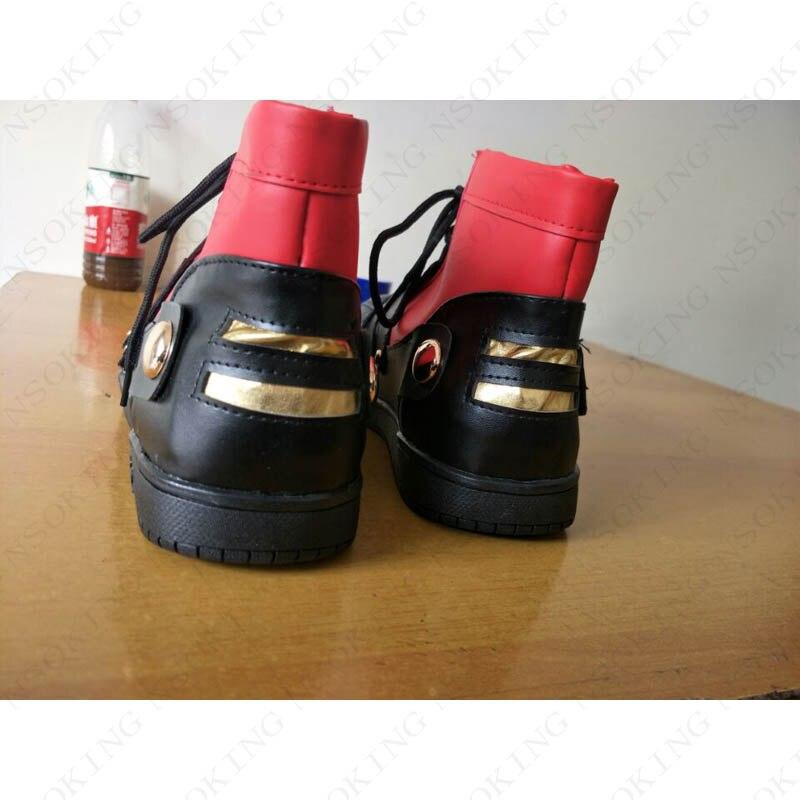 Hero Ayakkabı Botları Midoriya 4