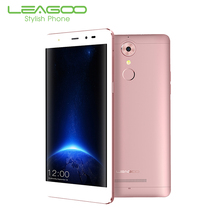 LEAGOO T1 Plus Mobile Phones Quad Core MT6737 ROM 16G RAM 3G Android 6.0 Smartphone 5.5″ DH IPS Fingerprint 13.0 MP Cellphone