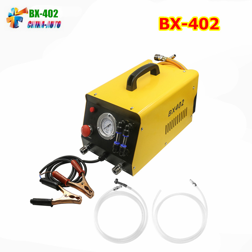Newly AUTOOL BX402 Automatic Brake Fluid Bleeder Brake Bleeding Tool for 12V Cars