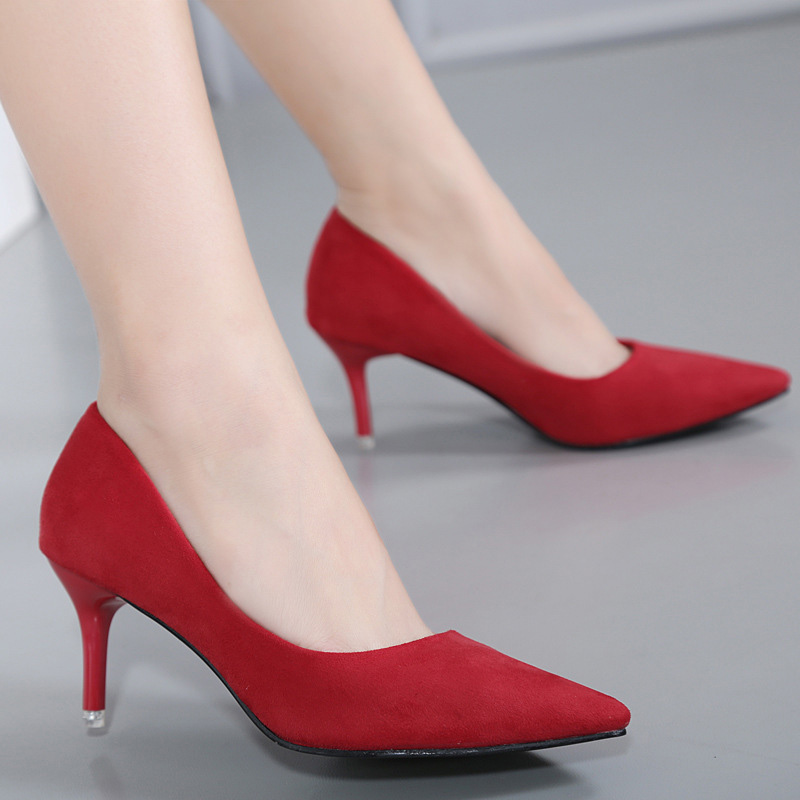 Women Best Quality Heels Elegant Office  Shoes & Party