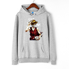 One Piece Luffy Pullover Hoodies