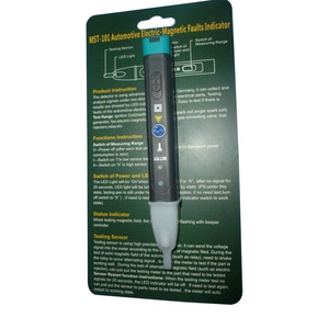 Image 2 - MST 101 Penna di Prova Auto Bobina di Accensione Spina Auto Lgnition Penna di Rilevamento del Sistema LED Lampeggiante Messaggio Vocale di Controllo Veloce Circuito Strumento