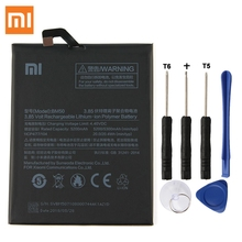 Original XIAOMI BM50 Replacement Battery For Xiaomi Mi Max 2 Max2 Authentic Phone Batteries 5300mAh original xiaomi bn32 replacement battery for xiaomi bn32 authentic phone batteries 3300mah