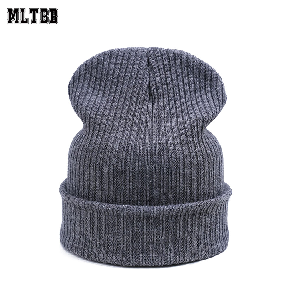 292322ef47b MLTBB New Skullies Beanies Winter Hat For Women Men Skullies Beanies Warm  ...