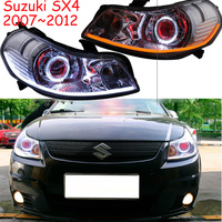 HID xenon,2007~2012,Car Styling,SX4 Headlight,motorcycle,Ciaz,Reno,kizashi,s cross,SX4 head lamp,car accessories,SX4 fog light