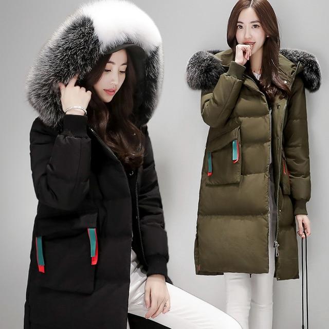 Manteau femme a grand col