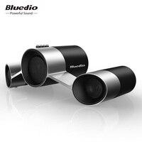 Bluedio США беспроводной аудио динамик системы/запатентованная 3 драйверы Bluetooth динамик s с микрофоном и глубокий бас 3D звуковой ящик