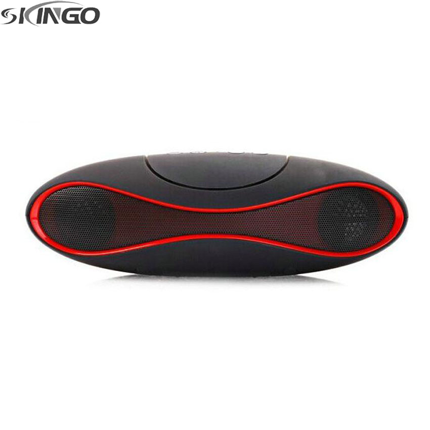 Mini Football Portable Wireless Stereo Bluetooth Speaker FM Support 100 PCSlot