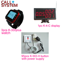 Панель управления 1 3 часы 95 кнопка с источника питания Беспроводной медсестра подкачки Системы для больницы клиники кормящих дом