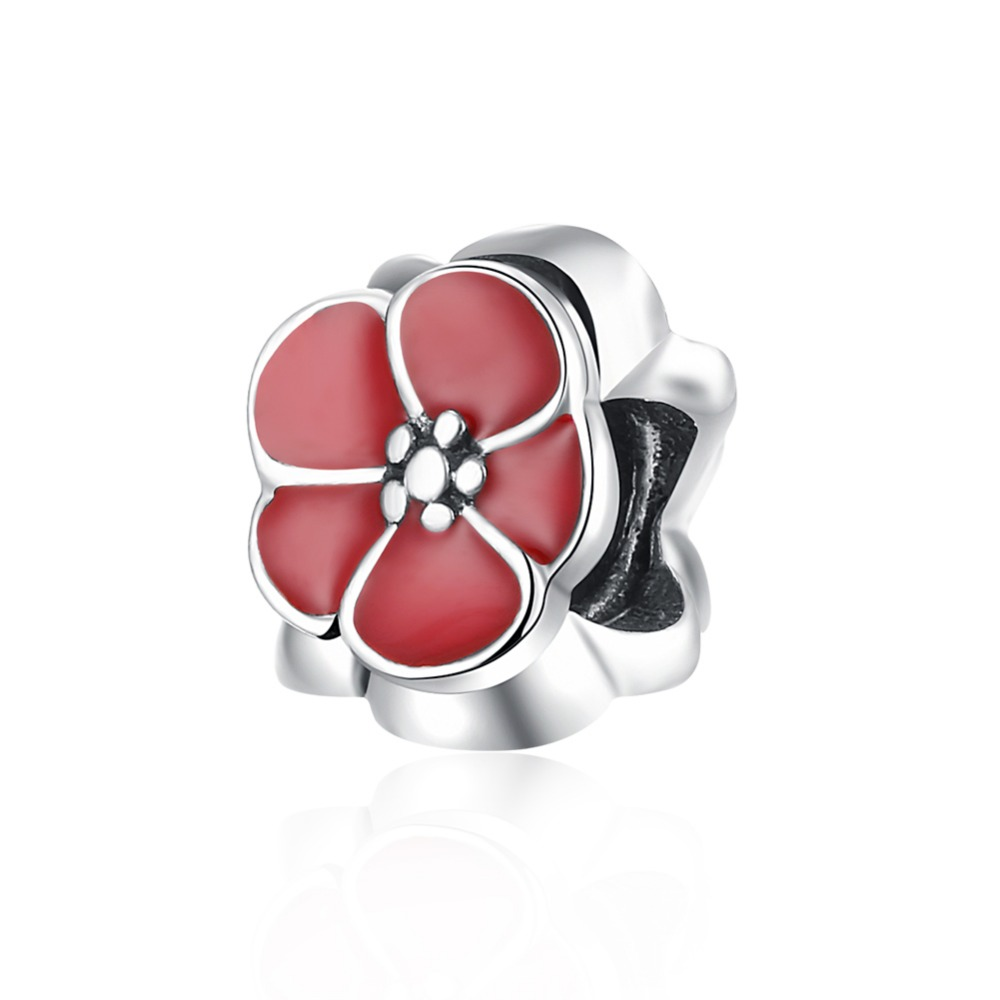European and American fashion jewelry 925 Sterling Silver Diamond series hollow parts