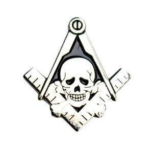 Image 4 - Масонский значок с отворотом, угольник и циркуль, значок с отворотом каменщика, значок с бабочкой, клатч, символ в подарок, бесплатная доставка