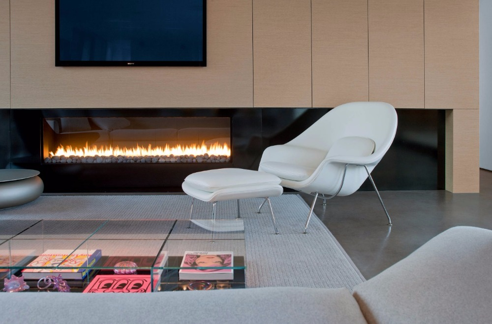On Sale 62 Inch Wall Fireplace With Ethanol Burner