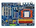 100% el envío libre original placa madre para gigabyte ga-m720-es3 ddr2 am2am3 cpu de potencia de estado sólido envío gratis