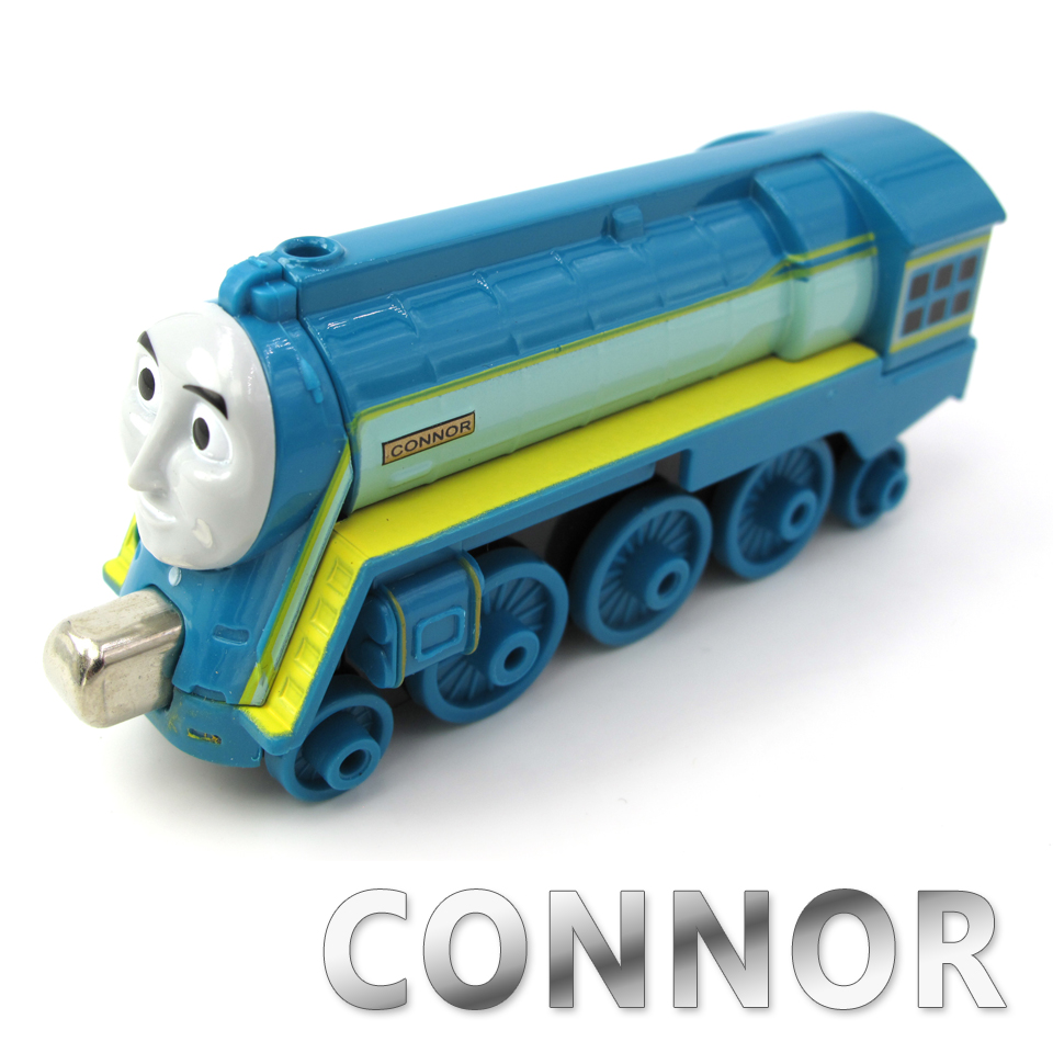 Diecasts Vehicles Thomas T030D CONNOR Thomas And Friends Magnetic Tomas Truck Car Locomotive Engine Railway Train Toys for Boys