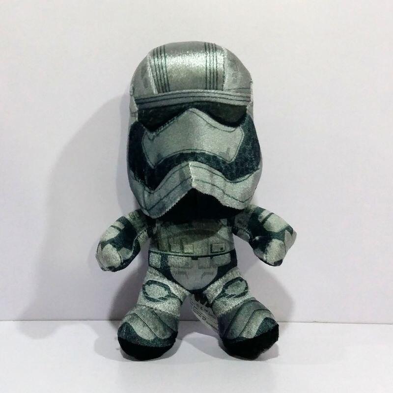 9f17bdc4d Novo Original de Star Wars The Force Phasma Desperta Coisas Anime Plush Toy  Crianças Presente de Aniversário Menino em Stuffed   Plush Animais de  Brinquedos ...