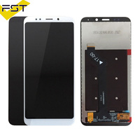 Tested For Xiaomi Redmi 5 Plus LCD Screen Tested LCD Display Touch Screen Assembly Repair Part