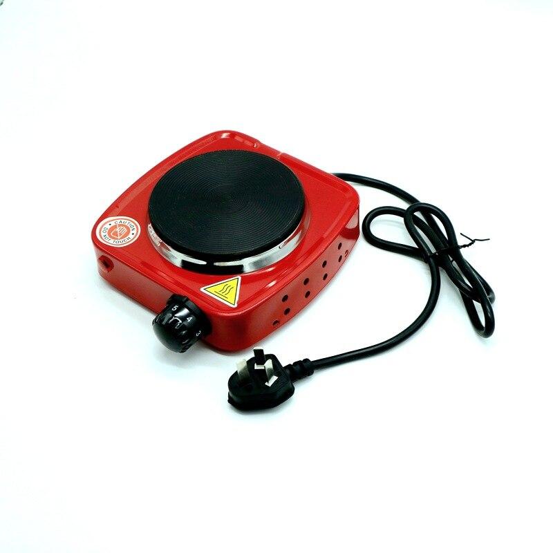 Mini cuisinière électrique plaques chauffantes électrique mini cuisinière électrique appareils de cuisine petit chauffage brûleur à café tasse plus chaude