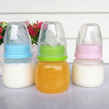 Бутылочка для малышей, чашка для новорожденных, 60 мл, детские бутылочки для фруктового сока/молока с водой, фидер для кормления сосков, свежая еда, молоко для малышей