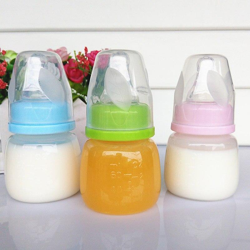 Baby bottle Infant Newborn Cup 60 ml kids Fruit Juice ...