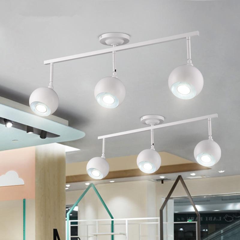 cb-50 Ceiling Lights Lovely Modern Simple Golden Silver Copper White Ceiling Lamp E27 Holder Passageway Indoor Light Fixture For Living Room