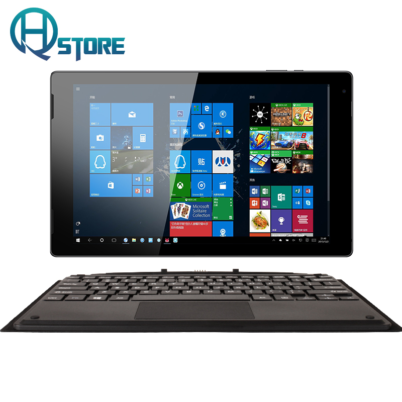 Jumper EZpad 7 10.1″ Tablets Quad Core WIndows 10 Intel Z8350 64 bit 4G RAM 64G ROM 1920*1200 HDMI Bluetooth 4.0 6500mAh