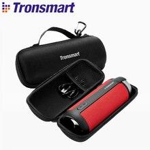 Tronsmart T6 Carrying Case Portable Protector Speaker Bag With Carabiner Hocks for Tronsmart Element T6 Bluetooth Speaker Box