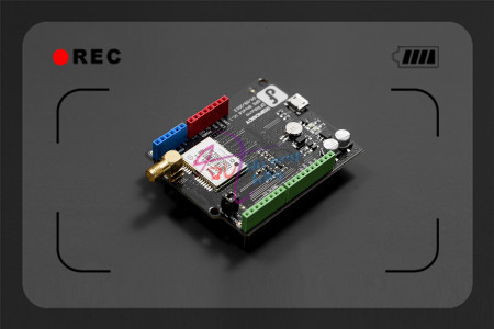 DFRduino GPS Shield Module ublox LEA-6H, u-blox 6 engine GNSS chips Supports GLONASS Galileo compatible LEA-5/LEA-4 For Arduino