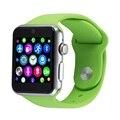 Lf07 bluetooth smart watch para android ios apoio cartão sim original crown operação