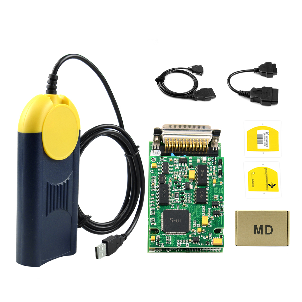 Image 4 - Diagnostic tool  Multi Diag Multi Diag Access J2534 interface OBD2 Device Multidiag J2534 with free shipping-in Electrical Testers & Test Leads from Automobiles & Motorcycles on
