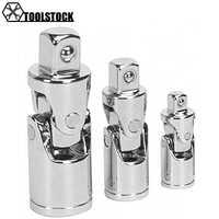 3 pièces/ensemble taille différente 1/2in 1/4in 3/8in adaptateur universel de prise de courant Kit d'outils de jointures