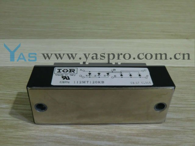 112MT120KB IR rectifier bridge module