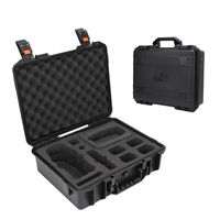 Newest 1pcs Waterproof Suitcase Handbag Explosion Proof Carrying Case Storage Bag Box for DJI Mavic 2 Pro Drone Accessories