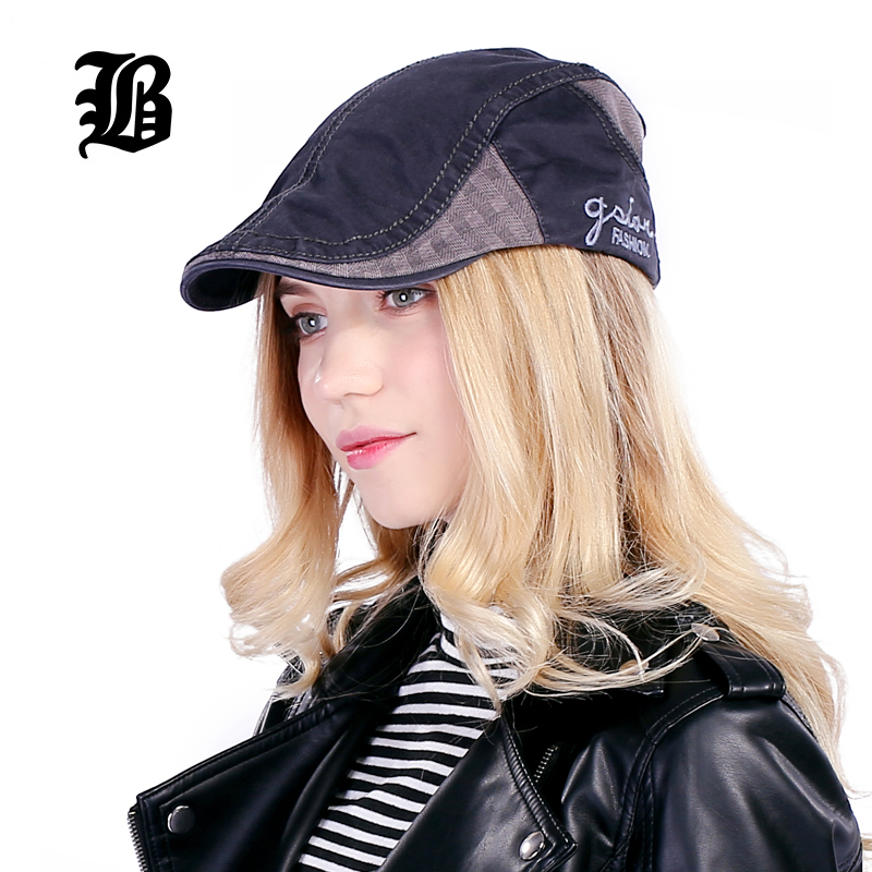 FLB-Cotton-Gorras-Planas-Male-Beret-Vintage-Boinas-Flat-Cap-for-Men-and-Women-casquette-Sun-Flat-Cabbie-Newsboy-Hat-Visors-1