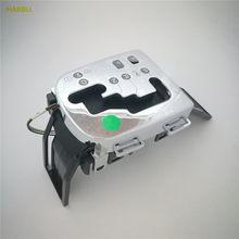 Хромированная панель для рычага переключения передач, крышка стола с автоматической передачей, внутренняя отделка приборной панели для ...