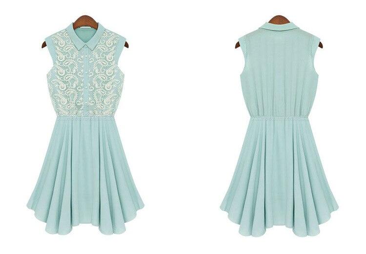 Aliexpress.com : Buy Free Shipping Womens Sleeveless Mint Green ...