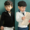 Новая мода дети верхняя одежда baby boy костюм куртки с длинным рукавом пальто дети весной и осенью куртки одежда лучшего качества