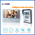 "HD 7"" TFT color Video Door Phone Intercom Doorbell Home Security Camera Monitor Night Vision videoportero system"