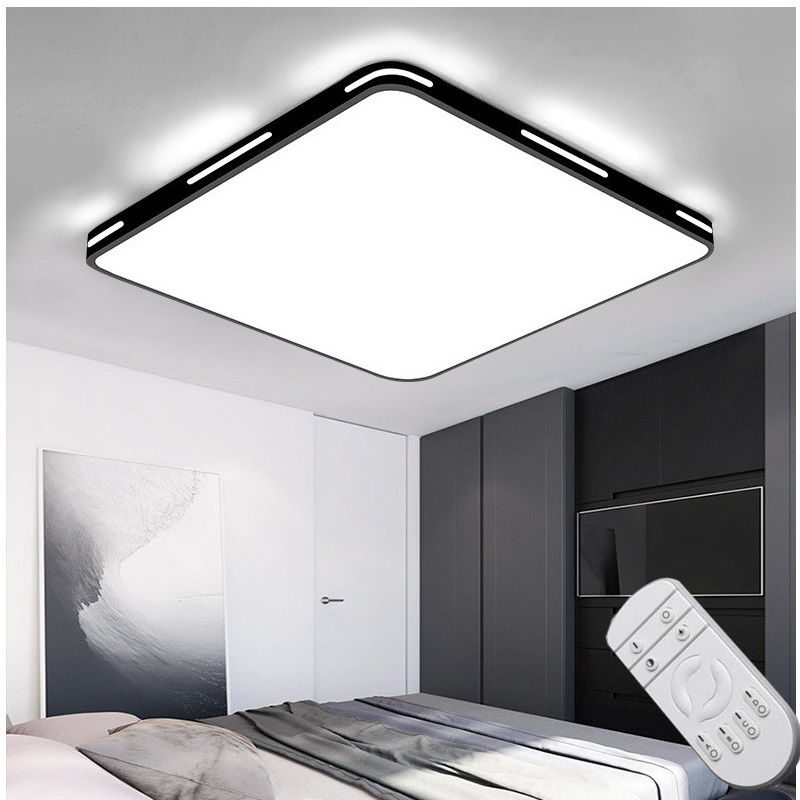 Back To Search Resultslights & Lighting Ceiling Lights Led Ceiling Light Modern Lamp 12w 220v Living Room Lighting Fixture Bedroom Kitchen Surface Mount Flush Panel Switch Control
