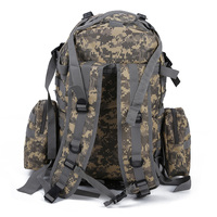 50 L Military Rucksacks Backpack 3 Day Assault bag AUC Camouflage