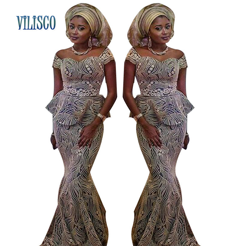 African Bazin Riche Dresses With Headtie For Women Lace Embroidered 2 Pieces Skirt Sets African Clothing Top And Skirt Sets XG95
