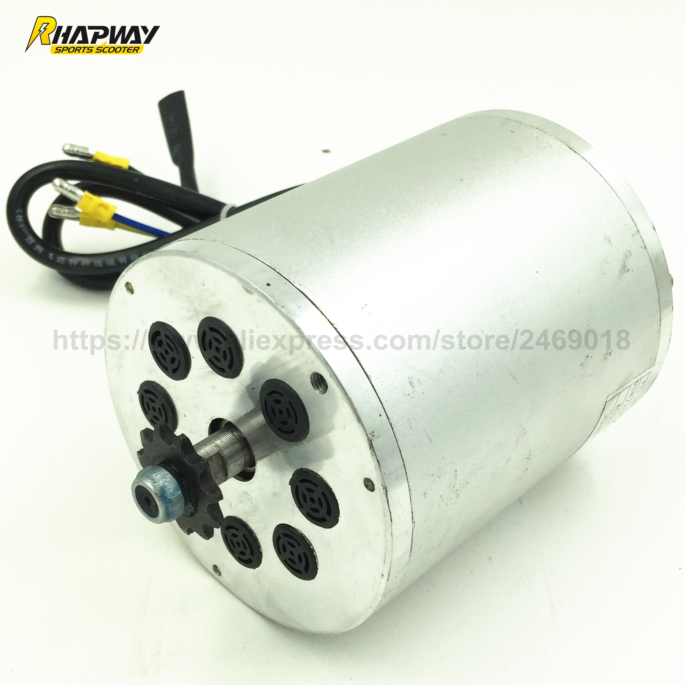 High quality 1600w 48v brushless electric dc motor 1600w for Brushless dc motor suppliers