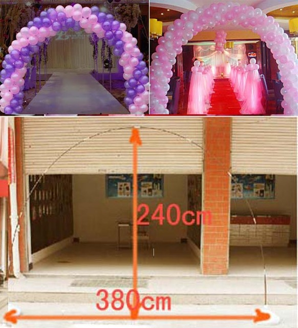 Bulk sale balloon decoration event party supplies wedding decoration bulk sale balloon decoration event party supplies wedding decoration balloon arch with base pole clips balloons junglespirit Image collections
